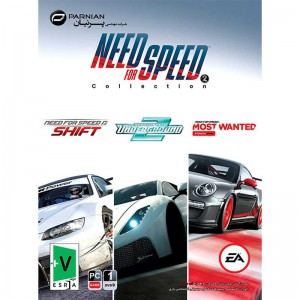 Need for Speed Collection 2 2DVD9 پرنیان