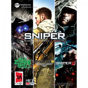 Sniper Games Collection 1 2DVD9 پرنیان
