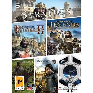 Strategy Game Collection 1DVD9 پرنیان