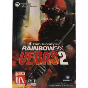 Tom Clancy's Rainbow Six Vegas 2 PC 1DVD9 پرنیان