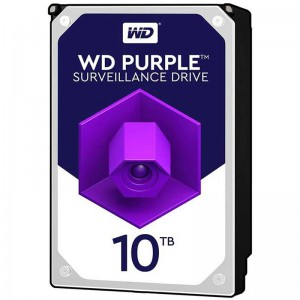 هارد اینترنال Western Digital Purple WD100PURZ 10TB