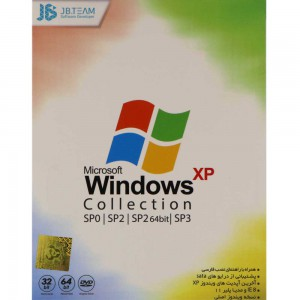 Windows XP Collection 1DVD JB-TEAM