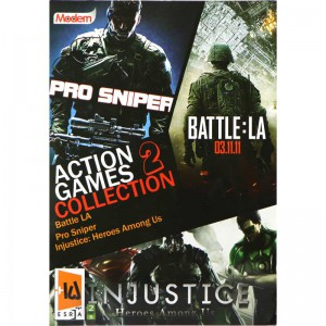 Action Games Collection 2 PC 2DVD5 مدرن