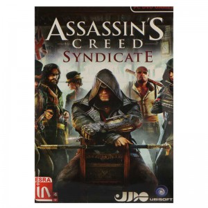Assassins Creed: Syndicate PC 4DVD9 مدرن