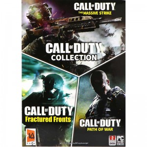 Call of Duty Collection PC 2DVD9
