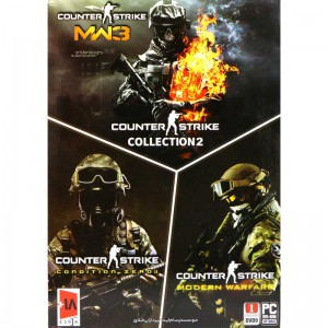 Counter Strike Collection 2 PC 1DVD9