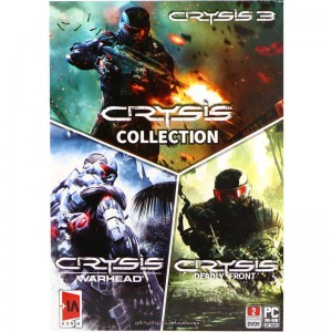 Crysis Collection PC 2DVD9