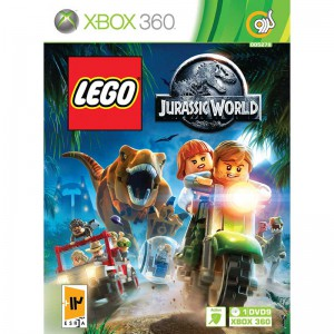 Lego: Jurassic World XBOX 360 گردو