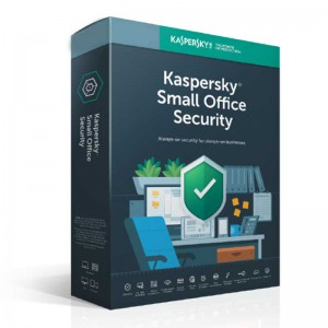 آنتی ویروس اورجینال Kaspersky Small Office Security 10 User