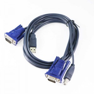 کابل Lotus KVM USB 1.5m