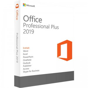 آفیس اورجینال Microsoft Office Pro Plus 2019 بنیان سافت