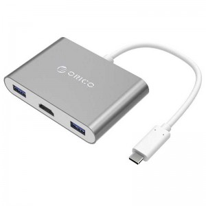 مبدل اوریکو Orico RCH3A USB3.0/Type-C/HDMI to Type-C