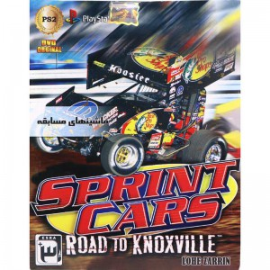 Sprint Cars Road To Knoxville PS2
