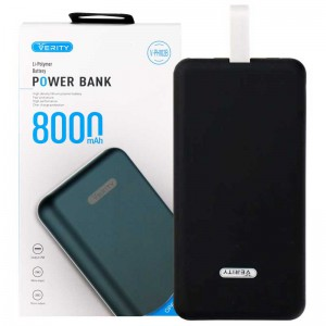 پاوربانک VERITY V-PH102B 8000mAh