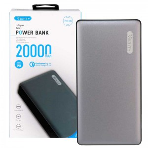 پاوربانک Verity V-PH99-20MB Qualcomm 3.0 20000mAh
