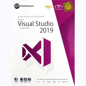 Visual Studio 2019 2DVD9 پرنیان