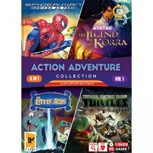 Action Adventure Collection Vol1 PC 1DVD9