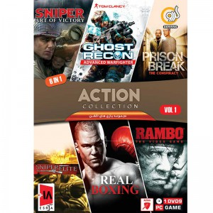 Action Collection Vol1 PC 2DVD9