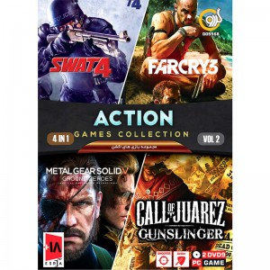 Action Games Collection Vol2 PC 2DVD9