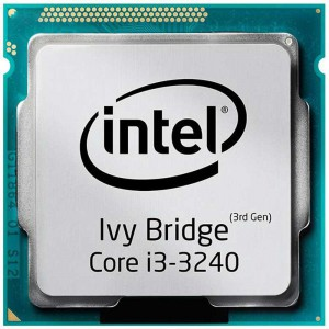 پردازنده CPU Intel Core i3 Ivy Bridge 3240