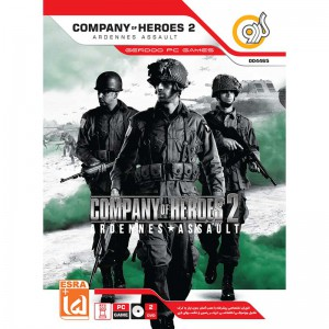 Company Of Heroes2 3DVD