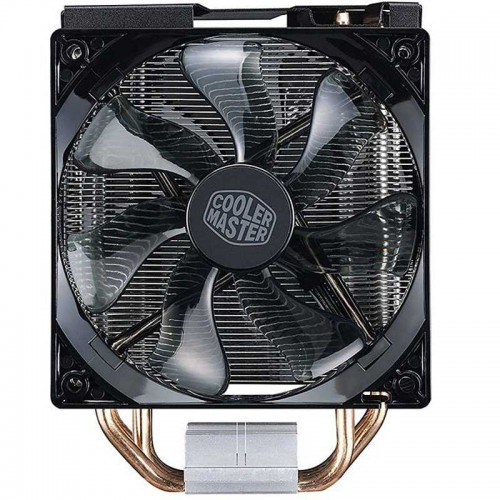 فن خنک کننده CPU کولر مستر Cooler Master Hyper 212 LED Turbo Black Edition