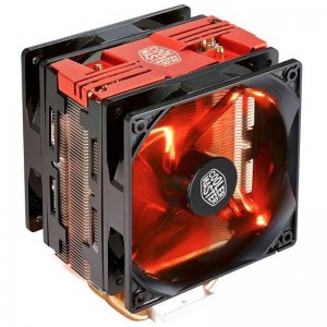 فن خنک کننده CPU کولر مستر Cooler Master Hyper 212 LED Turbo RED Edition