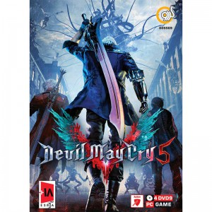 Devil May Cry5 PC 4DVD9