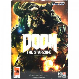 Doom The Starzone PC 2DVD