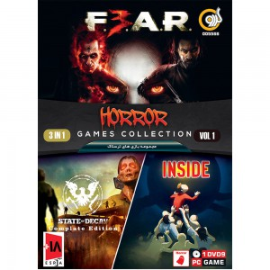 Horror Games Collection Vol1 PC 1DVD9