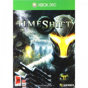 Time Shift XBOX 360 رسام ایده