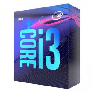 پردازنده Intel Core™ i3-9100 Coffee Lake Processor