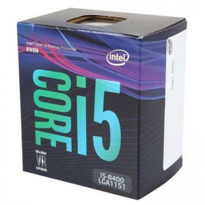 پردازنده CPU Intel Core i5-8400