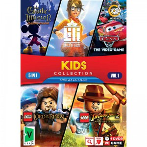 Kids Collection Vol1 PC 1DVD9
