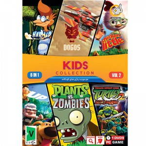 Kids Collection Vol2 PC 1DVD9