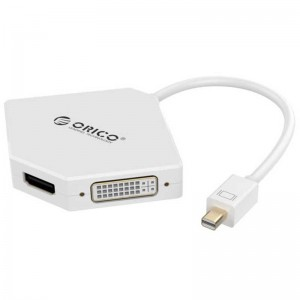 تبدیل Orico DMP-HDV3S Mini Display to HDMI/DVI/VGA