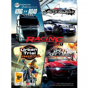 Racing Game Collection 1 PC 1DVD9 پرنیان