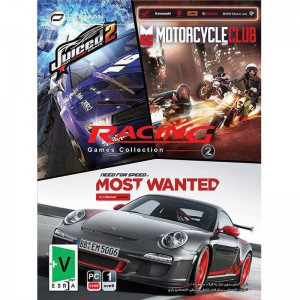 Racing Games Collection 2 1DVD9 پرنیان