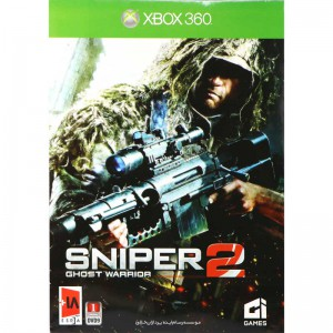 Sniper 2:Ghost Warrior XBOX 360 رسام ایده