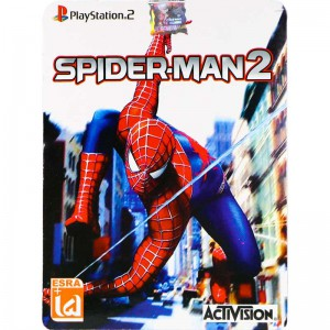 Spider Man 2 PS2