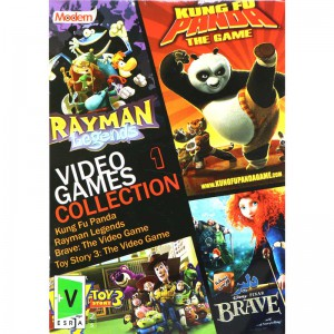 Video Games Collection 1 PC 2DVD5