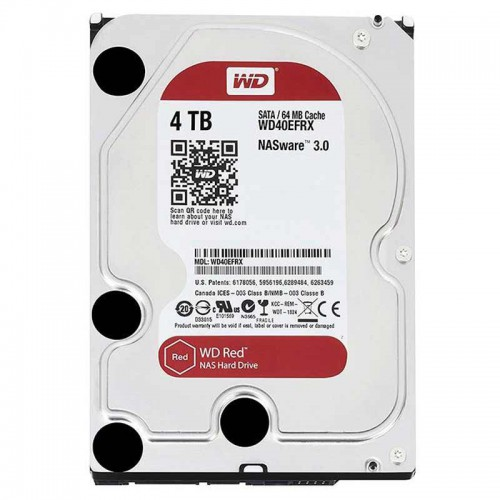 هارد اینترنال Western Digital Red 4T WD40EFRX