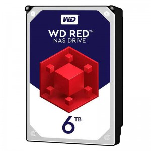 هارد اینترنال Western Digital Red 6T WD60EFRX