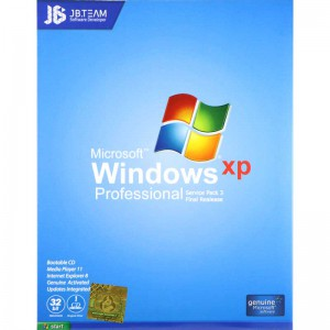 Windows XP Professional SP3 1CD JB-TEAM