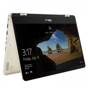 "لپ تاپ ایسوس ""ASUS ZenBook Flip Core i7 (8565U) 16GB 512GB INTEL 14"