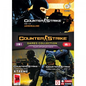 Counter Strike Collection VOL 1 PC 1DVD9 گردو