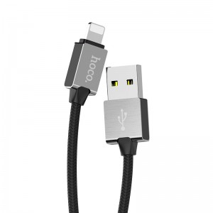 Hoco X49 Lightning charging cable 1.2M