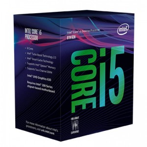 پردازنده Intel Core™ i5-8500 Coffee Lake Processor