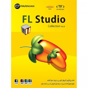 FL Studio Collection Ver.8 1DVD9 پرنیان