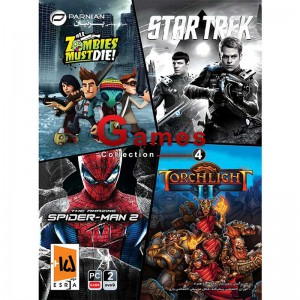 Games Collection 4 PC 2DVD9 پرنیان